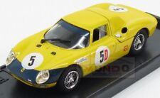 Ferrari 250Lm #5 D Kyalami 1966 Yellow Model Box 1:43 MB8446