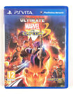Jeu Ultimate Marvel VS Capcom 3 Sur Console Sony PS Vita