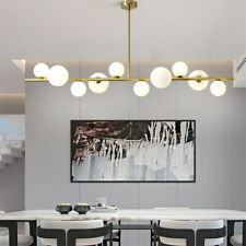 Modern Ceiling Lights Gold Lamp Glass Pendant Light Kitchen Chandelier Lighting