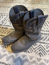 Steel Toed Men's Boots