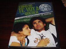~ COMO NO TE VOY A QUERER ~ DVD 2011 SOCCER SPORTS DRAMA SPANISH W/ENG SUBTITLES