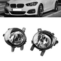 2X Fog Light Lamp Left+Right NO Bulb Fit For BMW 3 Series F30 F31 F34 F35 320i
