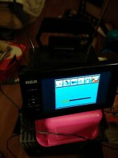 "Rca Rtv86073 Portable Digital Tv 7"" Wide Screen Lcd w/ Phillips Antenna"