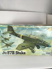 Vintage MPC Ju87B Stuka Plastic Aircraft Model Kit #1-4604 Brand New Sealed*HTF