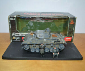 Ultimate Soldier PANZER III TANK Diecast 1/32 Scale Motorworks Military Replica