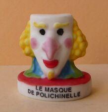 Fève Le Théâtre d' Arlequin - 2008 - Le Masque de Polichinelle