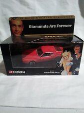 Corgi James Bond Ford Mustang Mach 1 Diamonds Are Forever