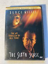 The Sixth Sense (DVD, 2003)