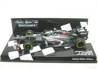 Sauber F1 Team No.12 E.Gutierrez  Formel 1 Showcar 2013    1:43