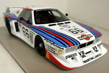 Top Marques 1/18 Escala Lancia Beta Montecarlo Turbo LE MANS #66 resina