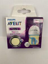 Philips Avent Glass Baby Bottle Sleeve, 4 oz/125ml