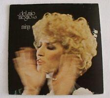 Mina DEL MIO MEGLIO N.3 PDU 1975ALBUM 33 GIRI LP vinile originale