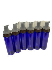 6 COBALT 7oz 210ml FOAMER PUMP/BOTTLE SET AIRSPRAY FOR LIQUID SOAP/SANITIZER