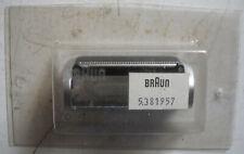 BRAUN Scherkopf Rahmen 5381957 SIXTANT 8008 Vintage NOS