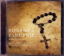 Roxanna PANUFNIK Angels Sing! Westminster Mass Douai Missa Brevis Christmas CD