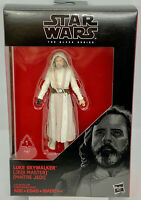 Luke Skywalker Jedi Master Star Wars The Black Series 3 3/4-Inch Action Figure