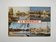CARTE POSTALE La Rochelle Charente-Maritime 17 Poitou-Charente