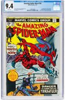 The Amazing Spider-Man #134 (Marvel, 1974) CGC NM 9.4