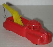 1950's Thomas Toys Tow Truck Approx 4.25""