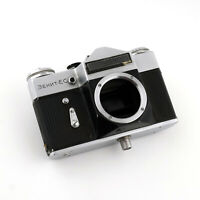 AS-IS Zenit ES ⭐ Russian 35mm SLR Camera ⭐ Body ⭐ Photosniper