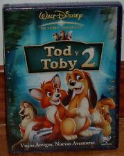 Pelicula DVD Tod y Toby 2 Walt Disney precintada