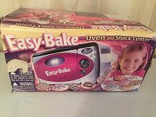Kenner ~Easy Bake Oven and Snack Center~ Vintage 1994 Electric Toy without Food!