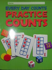 Every Day Counts Practice Counts 3rd Grade Level 3 Page A Day Math Great Source