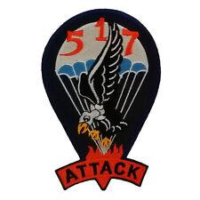 Ecusson / Patch - 517th PRCT (Parachute Regimental Combat Team)