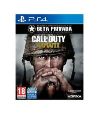 Call of Duty WWII Sony PS4 PlayStation
