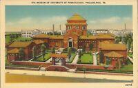 Philadelphia, PA - University of Pennsylvania - Museum - LINEN