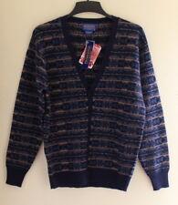 NEW Pendleton Mens Sz M Indian Yavapai Knit Merino Wool Cardigan Sweater