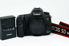 Canon EOS 5D Mark III 22.3MP Digital SLR Camera Body - Shutter count 83,869