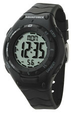 Aquaforce Tactical Digital Compass and Watch - 50m water resistant