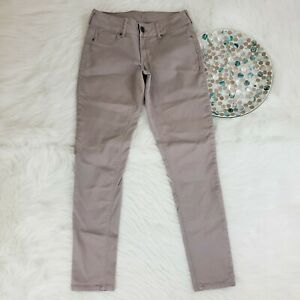 Maurices Womens Jegging Skinny Jeans Size S Lilac Purple Low Rise Stretch o1667