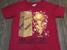 A Christmas Story Fragile Leg Lamp Red Medium Women's T Shirt