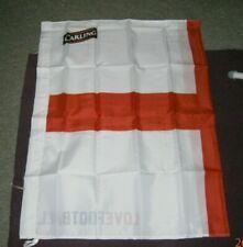 Carlsberg England Flag Decoration 4 ft x 2 ft