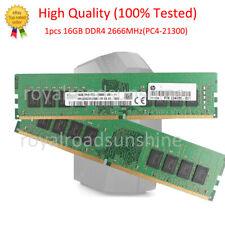 For SK Hynix 16 GB RAM PC4-21300 2666V DDR4 2666MHz DIMM Desktop Memory 288pin