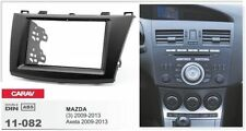 Carav 11-082 2din marco adaptador kit instalacion radio Mazda 3 Axela 2009-2013