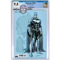 🦇PRESALE 10/6 Batman #100 Incentive 1:25 JIMENEZ Card Stock Variant CGC 9.8 !!!