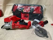 "Milwaukee 0725-21 4-1/2"" M28™ Cordless Angle Grinder Kit BATTERY NOT INCLUDED"