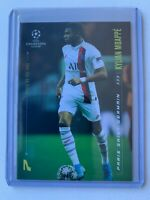 "2020 Kylian Mbappe ""Youth on the Rise"" Topps Soccer Card Paris Saint Germain"