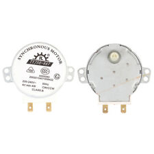 Turntable Microwave Oven Synchronous Motor AC 220-240V For Air Blower TYJ50-8 F~