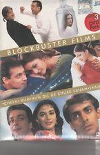 Cheeni Kum / Hum Dil De Chuke Sanam / Saajan [3Dvds Set] Collector's Set