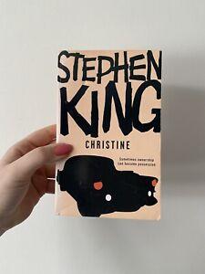 Christine - Stephen King / Paperback **GC Rainbow Hodder 2007!!**
