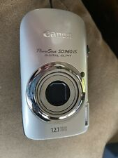 Canon PowerShot SD960 IS Digital ELPH 12.1MP Digital Camera