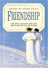 Friendship  The Best Quotes and the Most Beautiful Pictures 1995, Hardcover NEW