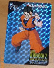 DRAGON BALL Z DBZ AMADA PP PART 28 CARD PRISM CARTE 1227 VERSION HARD JAPAN NM