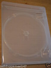OFFICIAL SONY BLU-RAY / DVD / PLAYSTATION 3 REPLACEMENT CASE (PS3) BRAND NEW