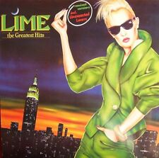 Lime -  greatest hits    new cd