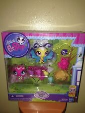NEW Littlest Pet Shop Sweetest Picnic Ladybug 3287~Butterfly 3286~Koala 3288